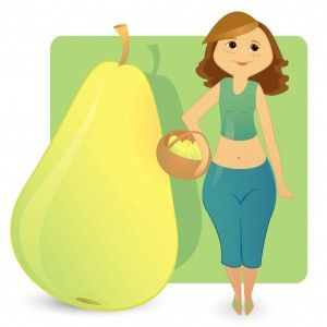 "The Hypolipolytic people have the typical ""pear-shaped"" body with fat accumulation in the lower part of the body. This individual has a slow metabolism where the prevailing system is the parasympathetic system, an insulin stimulator."