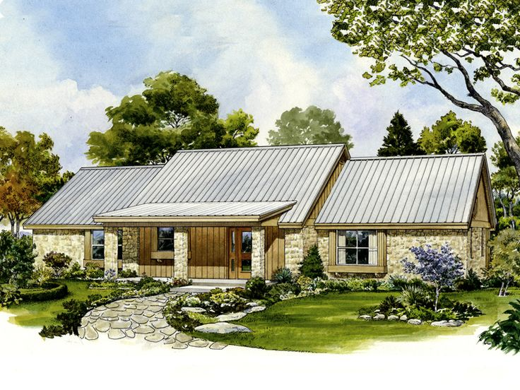 1000 ideas about texas house plans on pinterest house for Texas ranch house plans