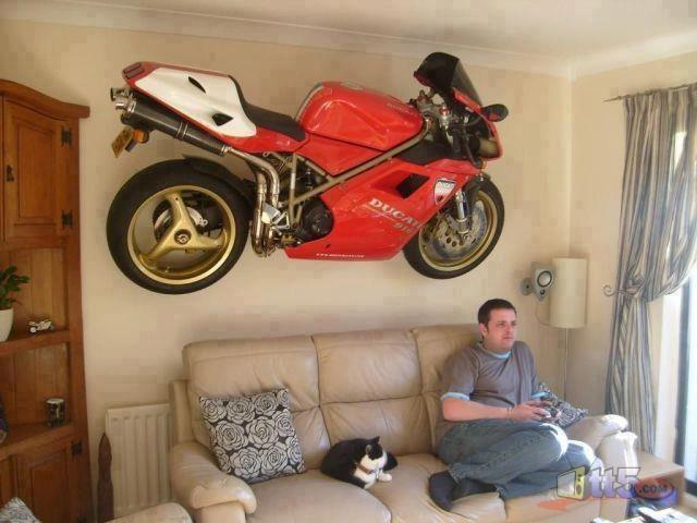 motorsiklet aşkına