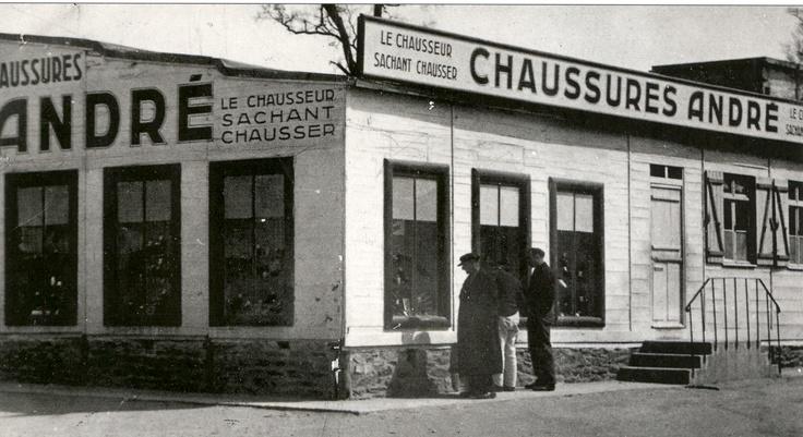 1940 - Magasin Brest avant