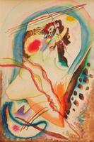 Wassily Kandinsky. Untitled, 1915