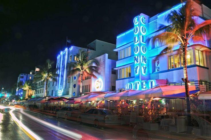 Photos, Colony Hotel - Miami Beach, FL - USA