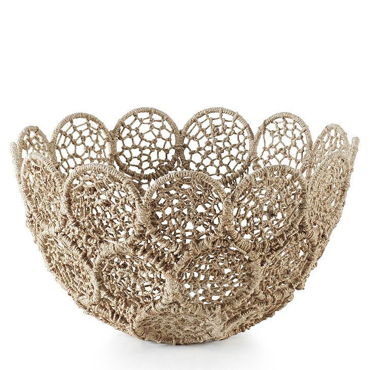 The Deal: Satiate your designing itch at Neiman Marcus's big sale featuring home items marked up to 77 percent off. Editor's Pick: Noemi oversize macrame bowl ($68, originally $105)