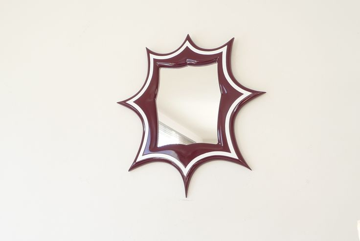 New Modern Funky Stunning Elegant Mirror... More pictures to come.