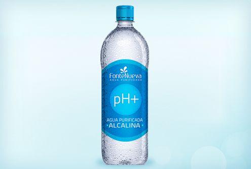 Agua Alcalina - Fontenueva pH+