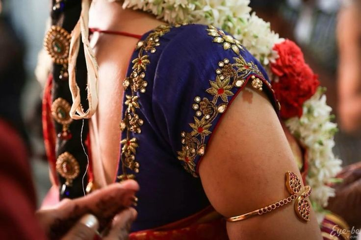 indian bridal blouse 4