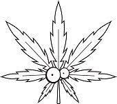 Resultado de imagen para hojas de marihuanas dibujos