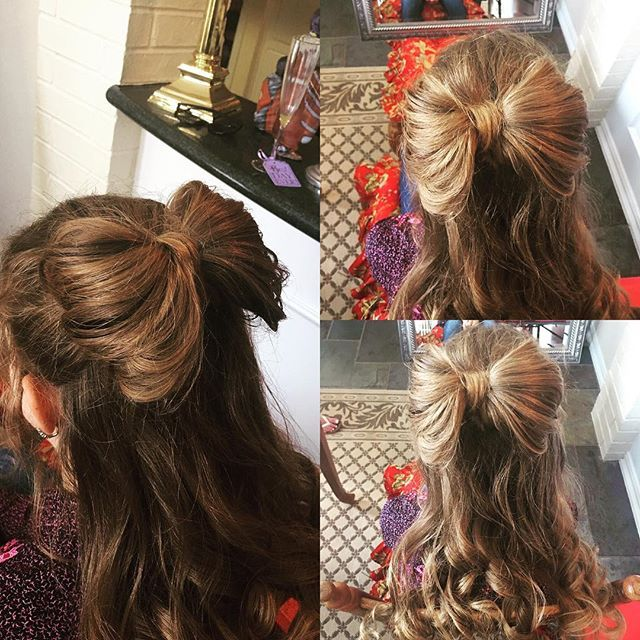 Top 100 flower girl hairstyles photos #flowergirl #flowergirlhair #flowergirlhairstyles #flowergirlupdo #juniorbridesmaid #weddinghairstylist #hairstyle #bowupdo #bowhalfupdo #bowhalfuphair See more http://wumann.com/top-100-flower-girl-hairstyles-photos/