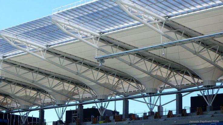 PVC roof Lodz/Poland