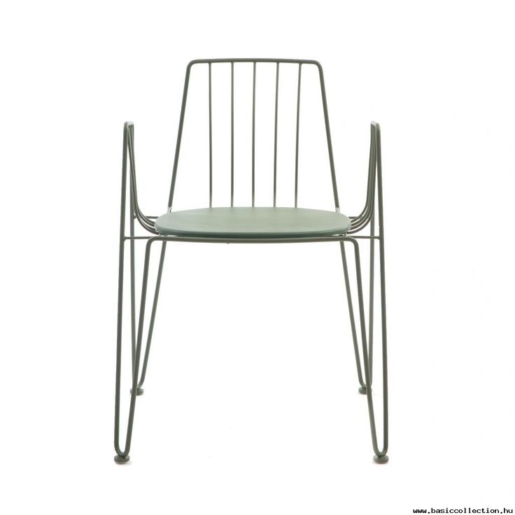 Rondha steel chair #basiccollection #chair #steel #outdoorfurniture