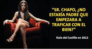 Blog de palma2mex : Kate del Castillo su entrevista en 2 parodias
