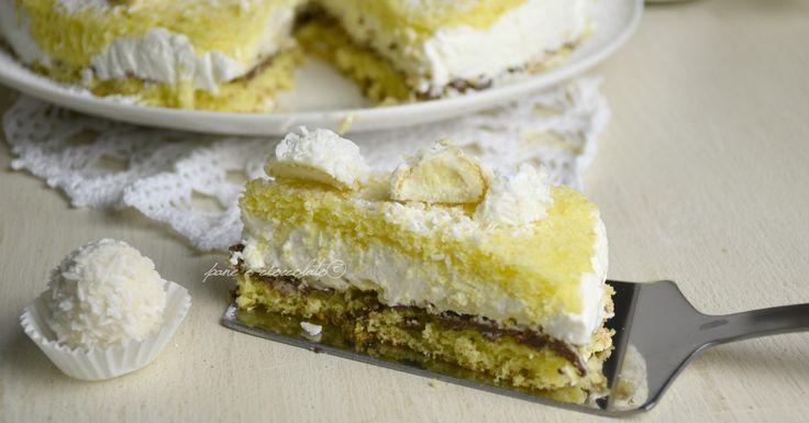 torta paradiso nut