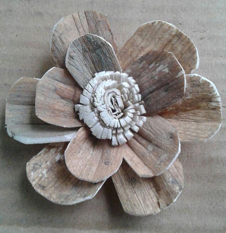 Sola Wood Flower Protiya Middle Skin Corner Shape For 100 flowers MOQ 10 in mixing quantity