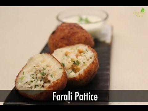 How to make Farali Pattice, recipe by MasterChef Sanjeev Kapoor