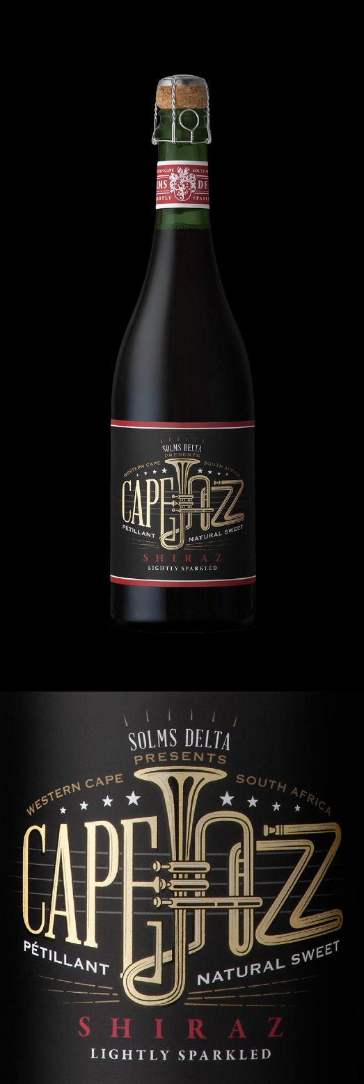 Cape Jazz Shiraz