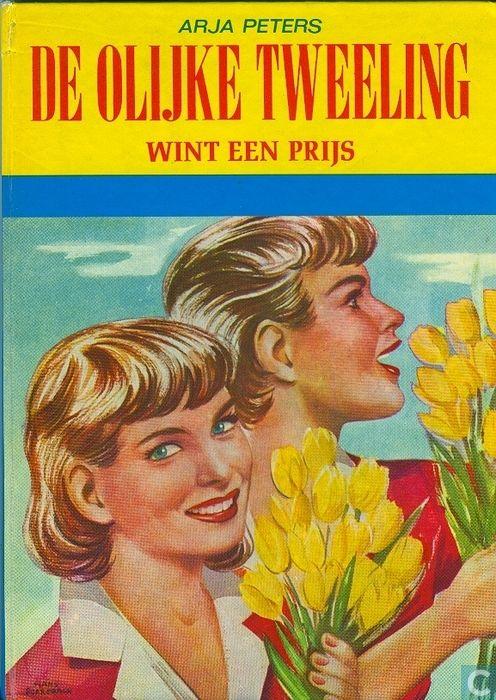 Boeken - Olijke tweeling, De - De olijke tweeling wint een prijs