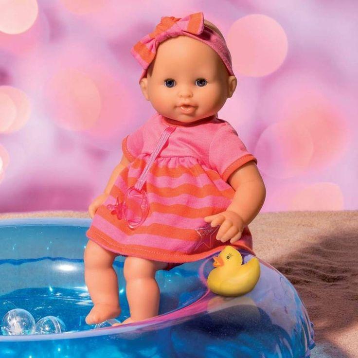 Corolle popje 30 cm voor in bad, meisje   Speelgoed Kiki