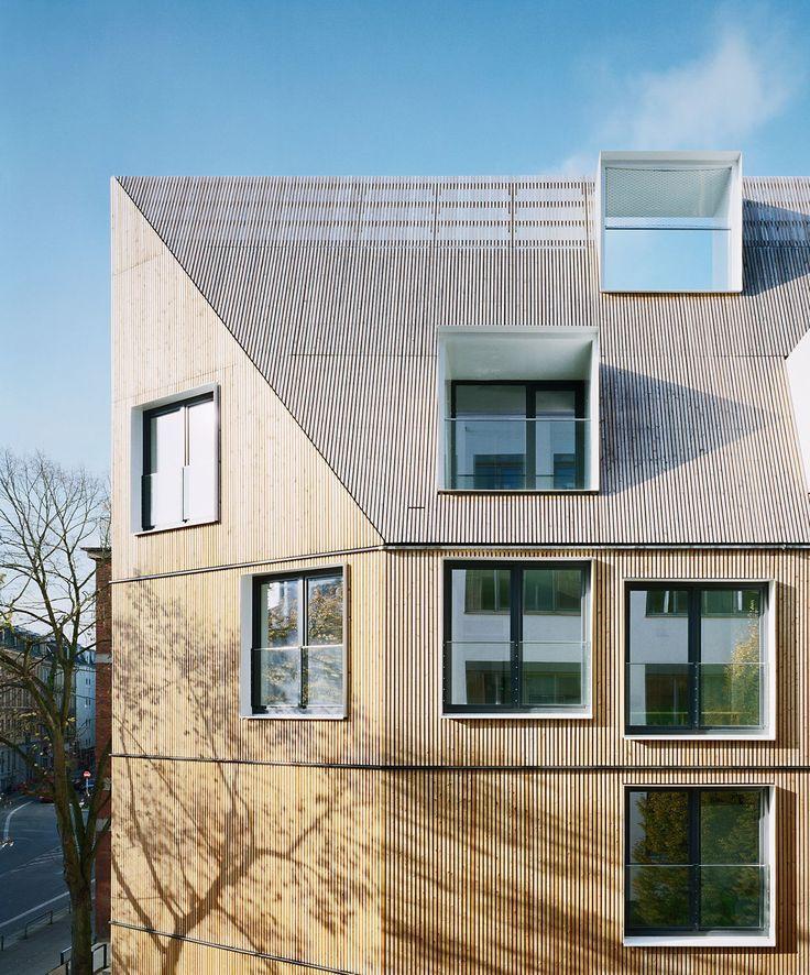 Kita von LH Architekten in Hamburg / Bodenlos - Architektur und Architekten - News / Meldungen / Nachrichten - BauNetz.de