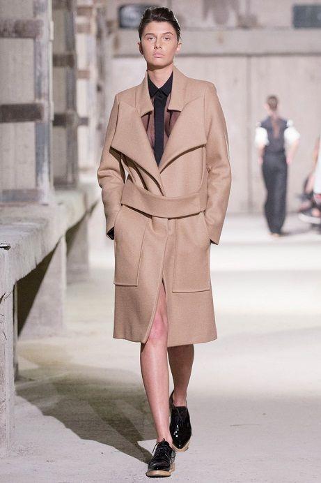 Модные демисезонные пальто 2017