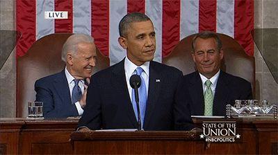 fashionmoneysuccess:  trebled-negrita-princess:  thaunderground:  why is he darker than Obama?  Joe Biden is such a fan boy and I love it so much  Biden like yassssssss throw that shadeeee B, speak that truth tea!