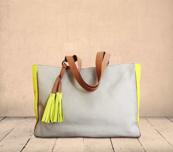 Tote by Art Brasilis. Available exclusively at http://kulturebox.co.za in South Africa. #fairtrade #handmade #cotton #exclusive #southafrica