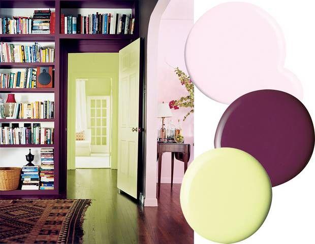 105 best new flower shop ideas decor images on pinterest - Best colour for study room ...