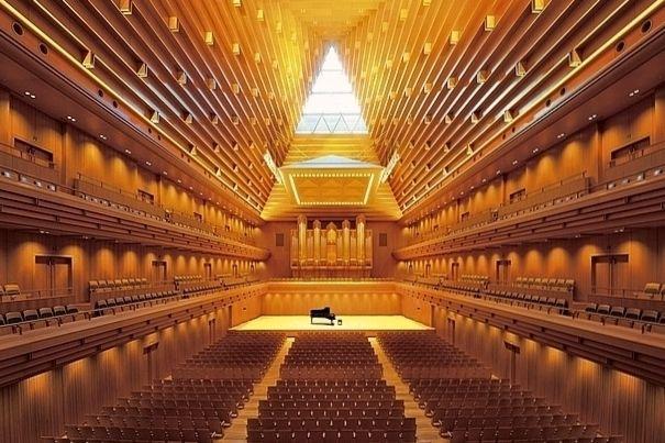 «Токио Опера Сити Холл». Как выглядят лучшие в мире конференц-залы — смотрите и читайте, мы постоянно собираем и обновляем информацию.