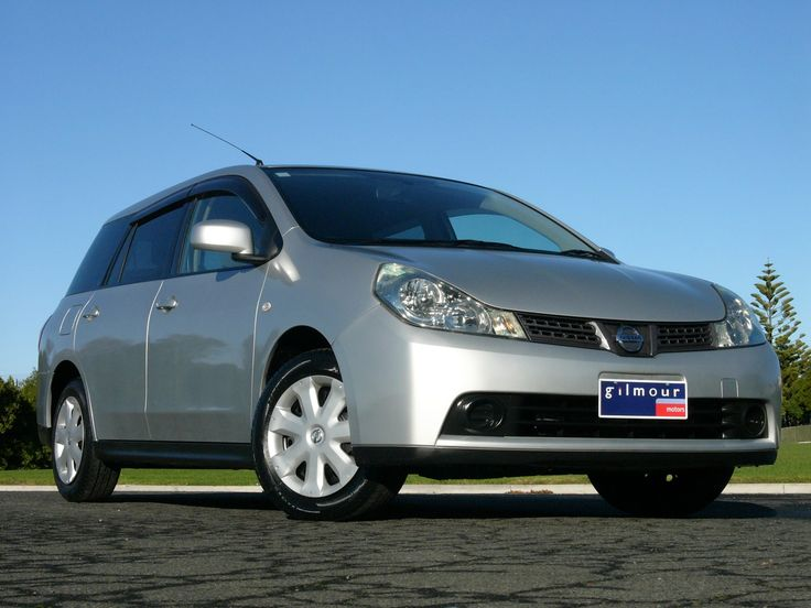 Nissan Wingroad station wagon 2007 1.8L very tidy http://www.gilmourmotors.co.nz/used-cars