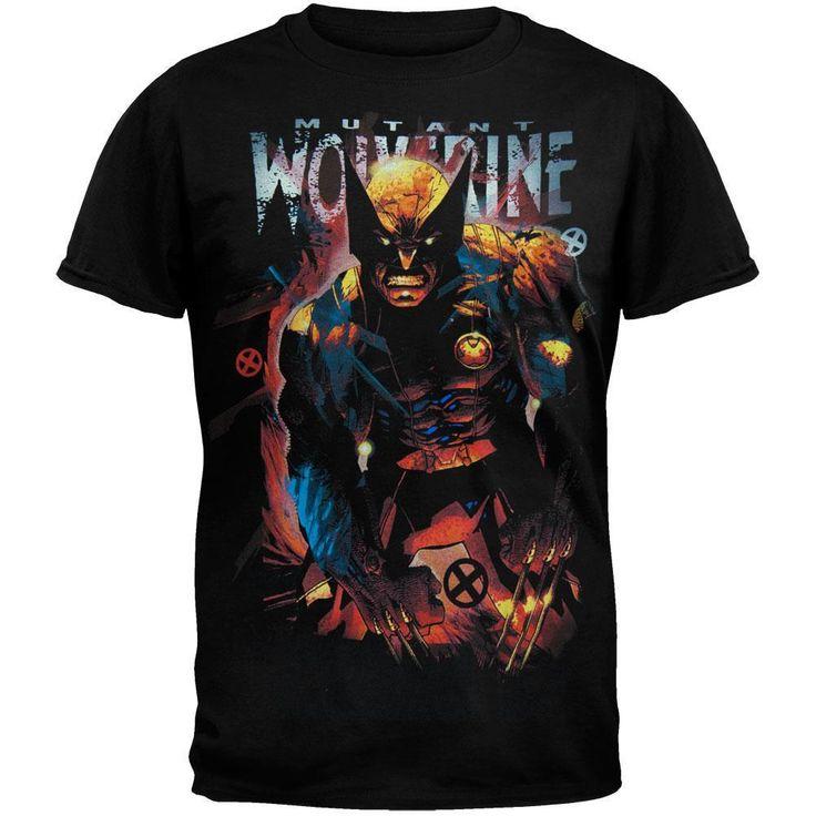 Wolverine - Mutation T-Shirt