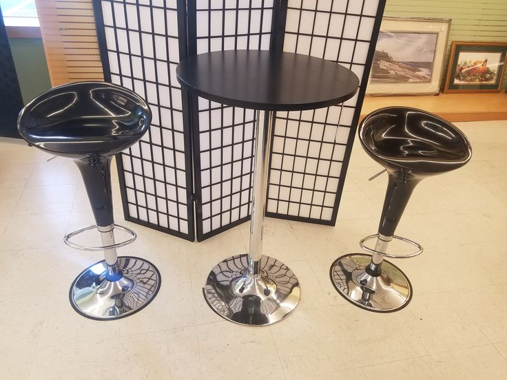 #table #holiday #stools #bar #design #home #apartment #house #fashion #style #furniture #mk #local #consignment #dining #food #littlespace #small #SmallSpaces #design #décor #sale #forsale #deal