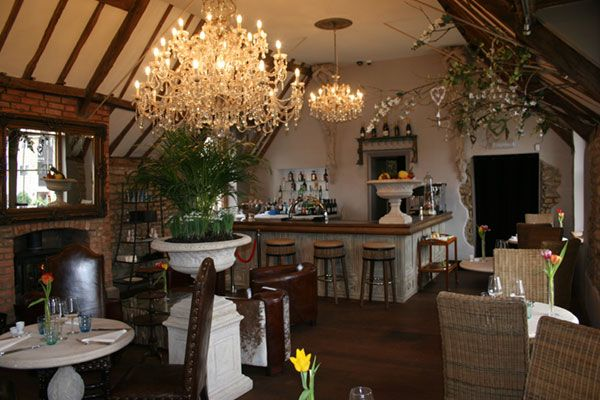 Riverside; The Venue: Lovely new restaurant beside the river in Stamford. Open Wednesday - Sunday. http://www.thierrydaugeron.co.uk