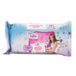 Prezzi e Sconti: #Violetta salviette struccanti delicate 15  ad Euro 1.60 in #So di co #Cosmetici viso cosmetici viso