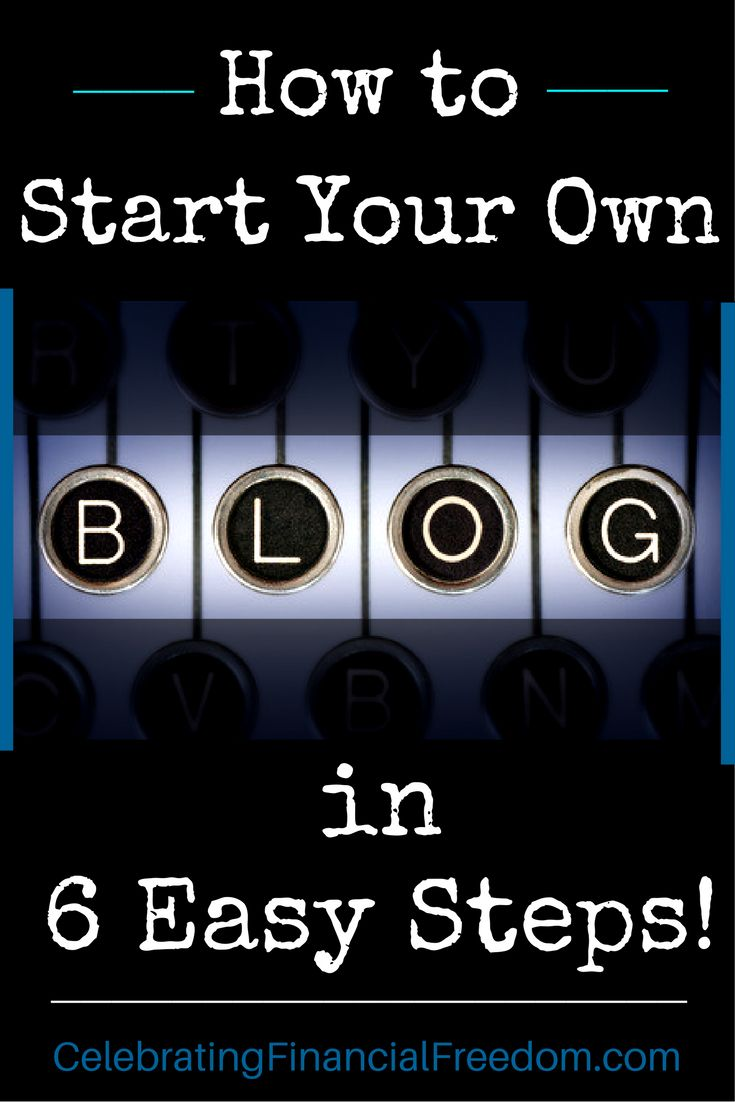 Starting your own blog is easy!  I'll show you how to set up your own hosted…