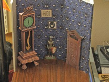 Halloweenables Haunted Mansion Halloween Village Display