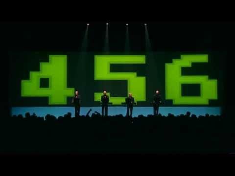 Kraftwerk - Numbers (live) [HD] - YouTube