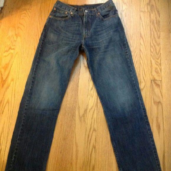 Levi's 506 32x32 men's jeans Levi's model 506 32x32 men's jeans. Levi's Jeans