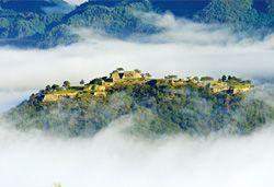 Takeda Castle Ruins | Hyogo Tourism Guide--The Official HYOGO Website--KOBE HIMEJI TAKARAZUKA-
