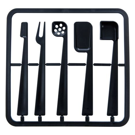 Special Spoons by Ineke Hans
