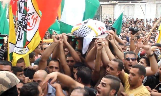 Lagi Dua Remaja Palestina Tewas di Yerusalem : Dua remaja Palestina meninggal dunia saat bentrok dengan pasukan Israel Sabtu waktu setempat di tengah bergerak majunya tentara Israel mengepung sebuah rumah setelah