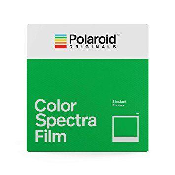 Polaroid Spectra film color | Amazon