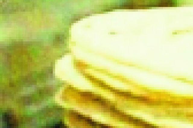 Mexické kukuřičné tortilly