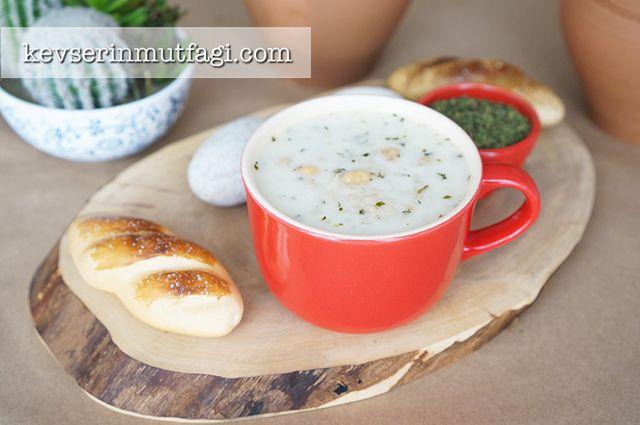 Toyga Çorbası Tarifi | Kevser'in Mutfağı - Yemek Tarifleri