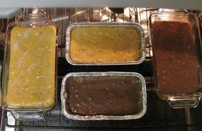 Amish Friendship Bread Variations (Peanut Butter Cup, Apple Cinnamon, Cheesecake, Butterscotch, etc.)
