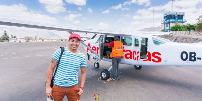 Lignes de Nazca au Pérou, vol au-dessus du mystère