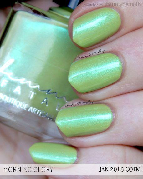 COTM – Femme Fatale Cosmetics