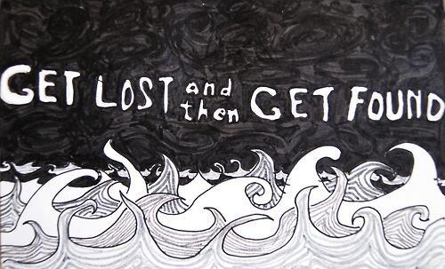 Swallowed in the Sea lyric