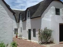 cape dutch Kaapstad