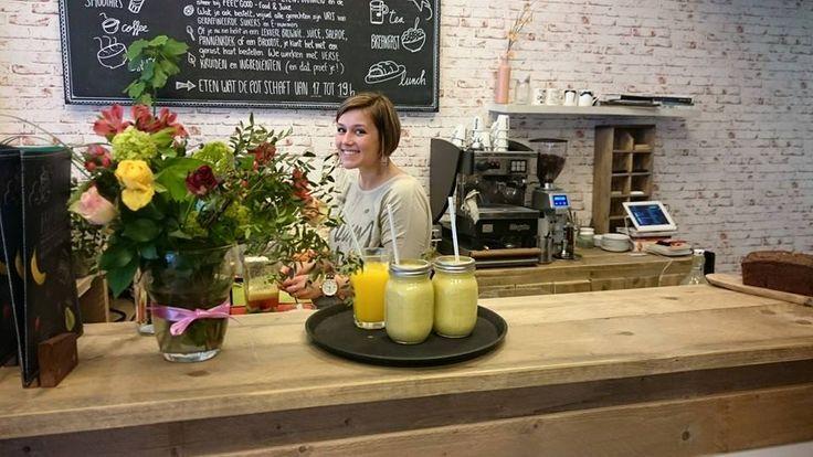 Juicebar Netherlands - Feel Good Groningen best Juicebar in town!