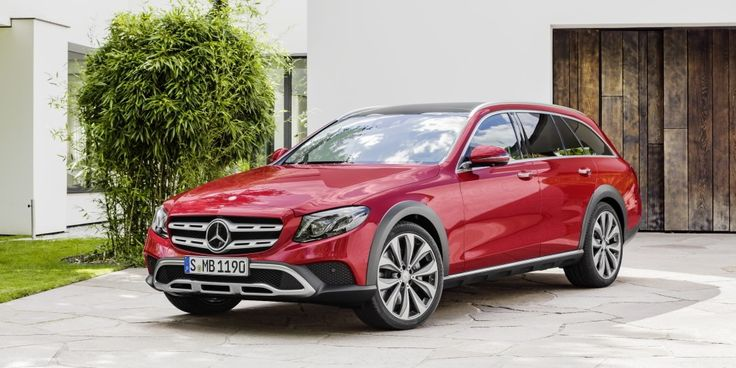 The new Mercedes-Benz E-Class All-Terrain promises versatility and intelligence in a striking outfit that is uniquely Mercedes-Benz and comes with the new 9G-TRONIC nine-speed automatic transmission as standard.