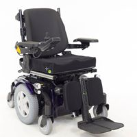 Invacare TDX2 Low Rider power wheelchair